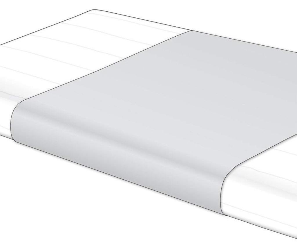 Setex Junior Molton White Yellow Részleges matracvédelem 70x100 cm