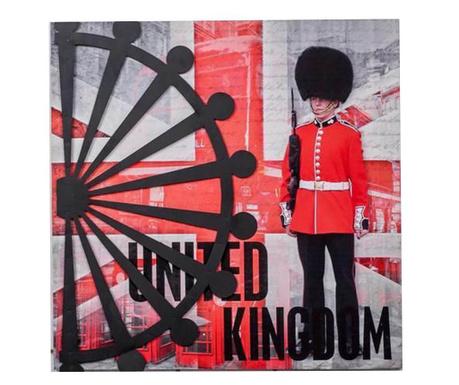 Πίνακας United 40x40 cm