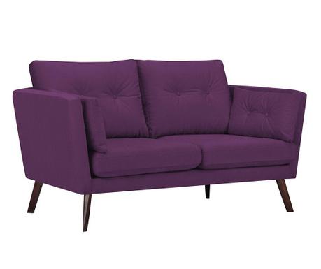 Canapea 2 locuri Elena Violet