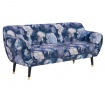 Canapea 3 locuri Benito Floral Pattern