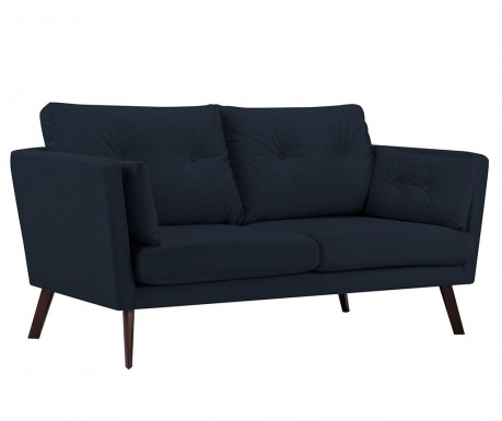 Canapea 3 locuri Elena Dark Blue
