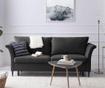 Canapea extensibila 3 locuri Pivoine Dark Grey