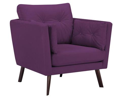 Kreslo Elena Purple