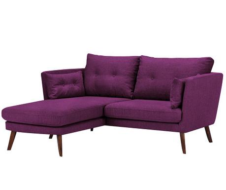 Ляв ъглов диван Elena Eli Violet