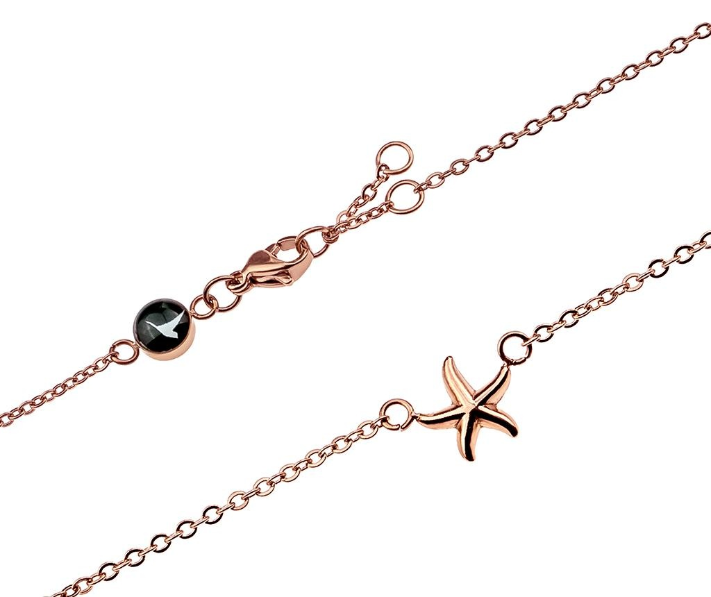 Narukvica Star Rose Gold