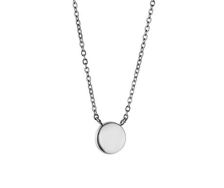Lančić Round Silver
