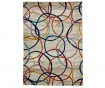 Covor Rings Multi 80x150 cm