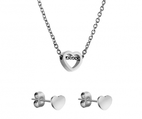 %d-dijelni set Love Silver