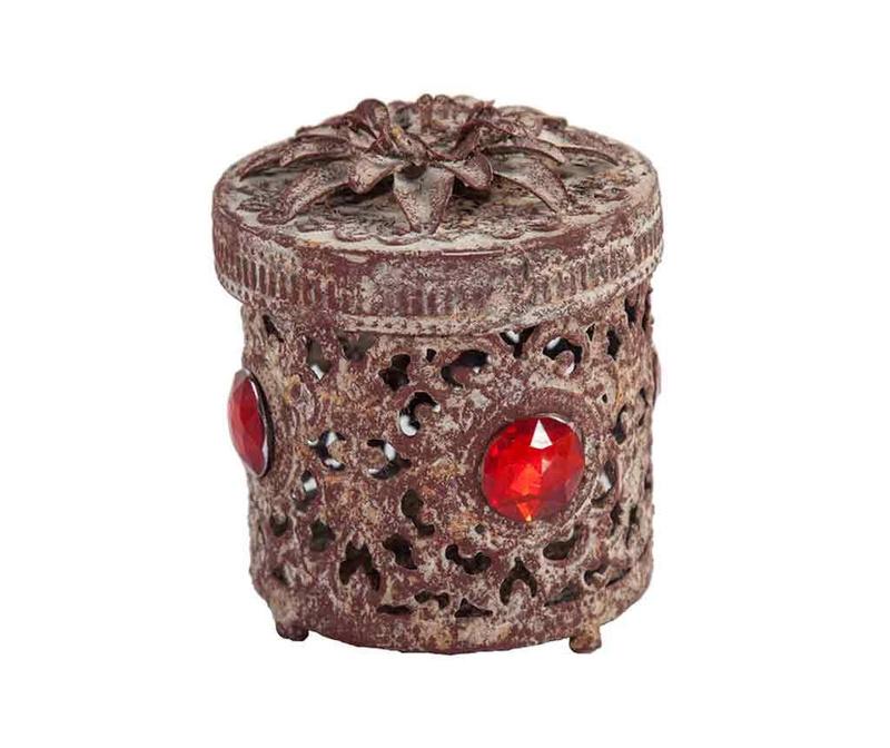 Darag Red Ékszertartó doboz