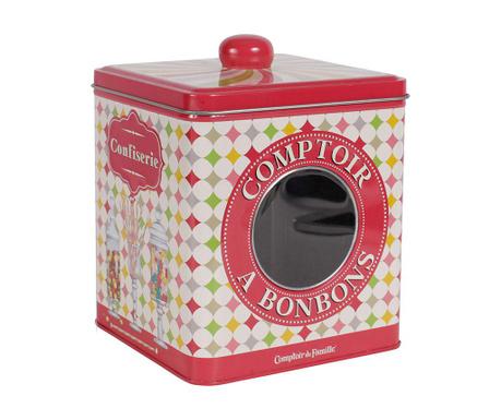 Škatla s pokrovom Shweet Bonbons