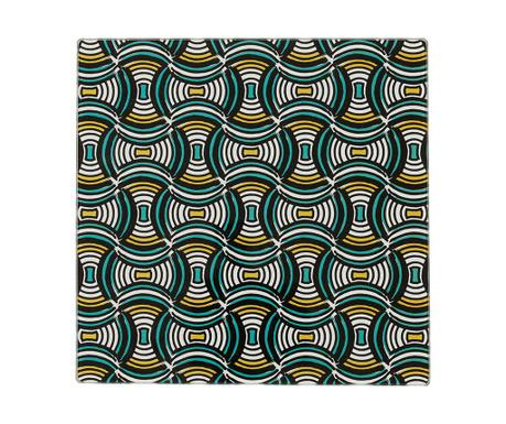 Дъска за рязане African Vibes Blue