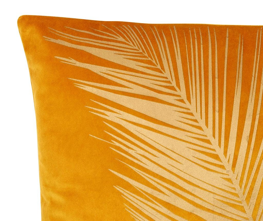 Palme Dore Emerald Yellow 2 db Díszpárna 45x45 cm
