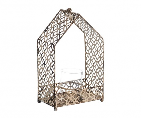 Cage Gyertyatartó