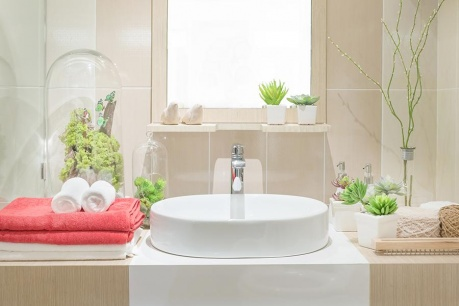 Přírodní koupelna