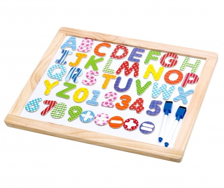 Tabla de scris magnetica Learning Board