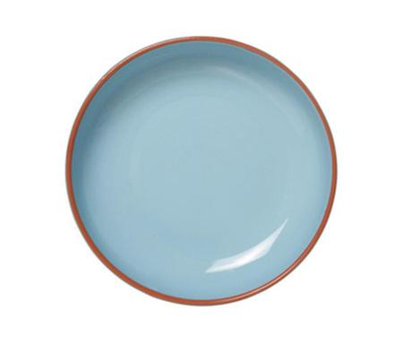 Primavera Light Blue Salátás tál 18 cm
