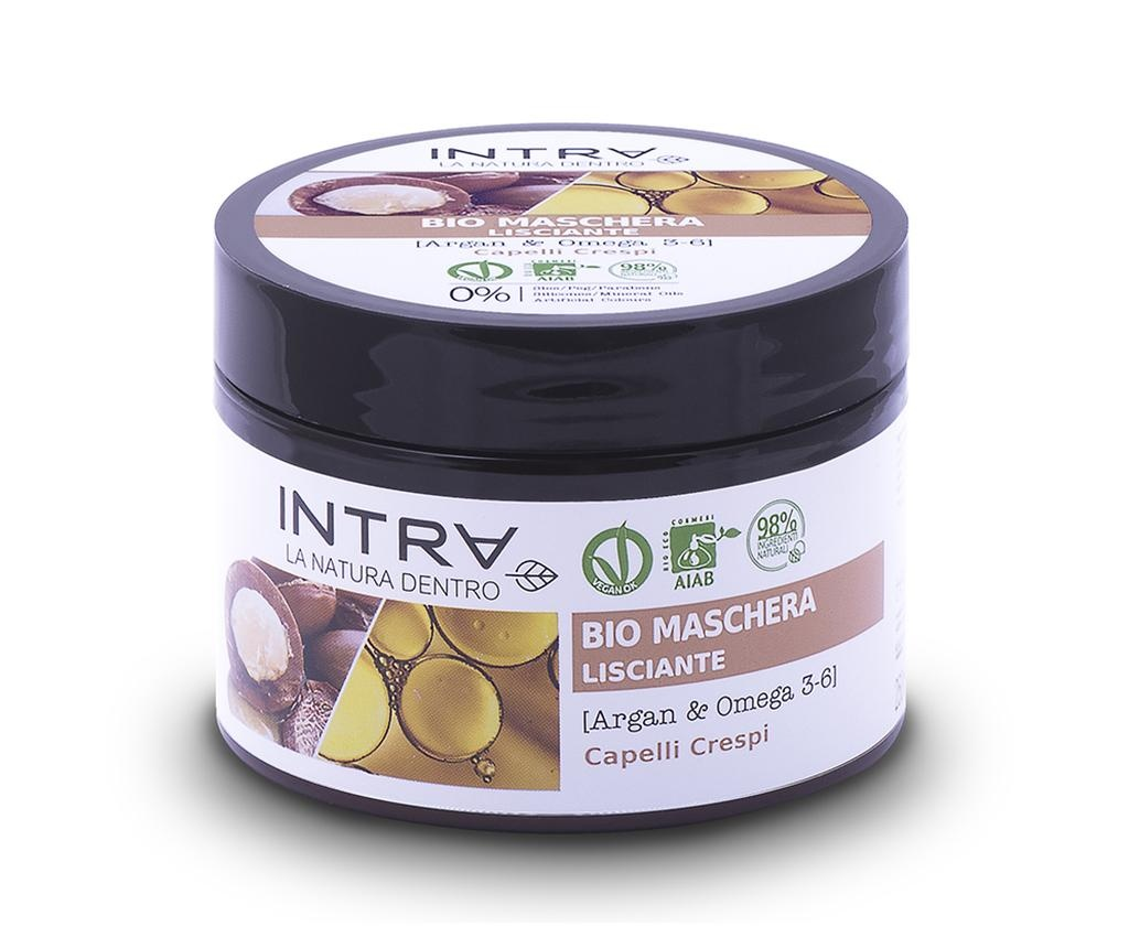 Organska maska zaglađivanje kose Frizzy Argan&Omega 3-6 250 ml