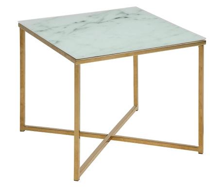 Stolić za kavu Alisma Short Square Blue