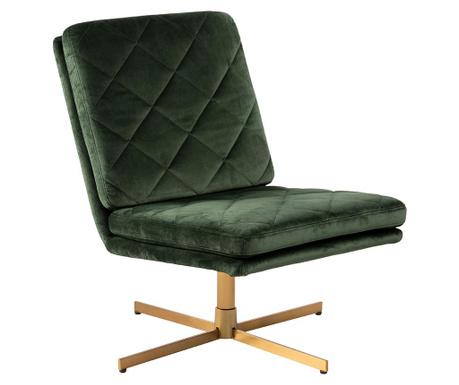Rotirajuća stolica Carrera Dark Green