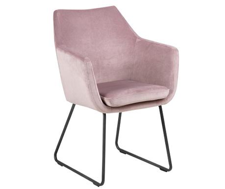 Stolička Nora Legs Pink