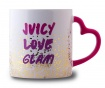 Juicy Love Glam Bögre 250 ml