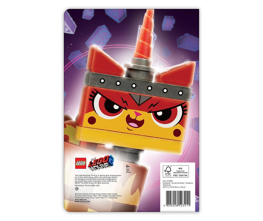Lego Movie Unikitty Határidőnapló