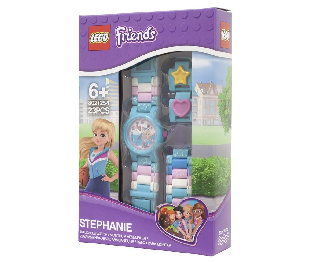 Otroška zapestna ura Lego Friends Stephanie