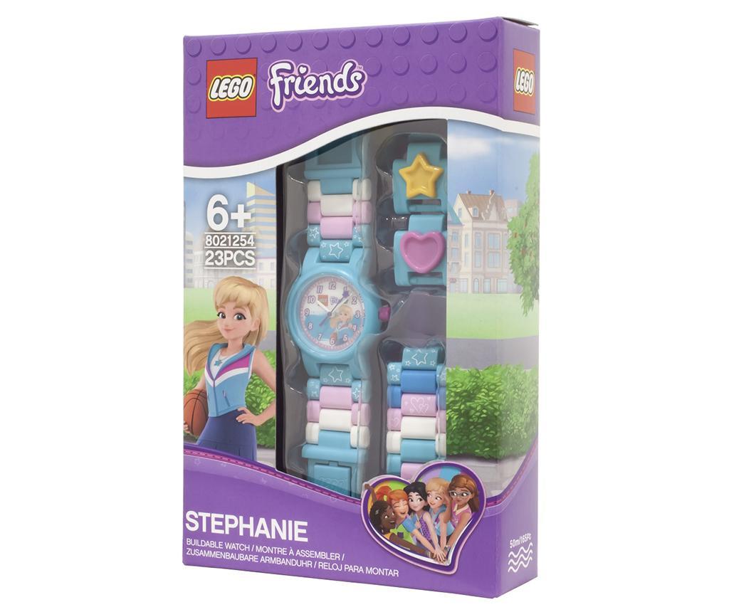 Ceas de mana copii Lego Friends Stephanie