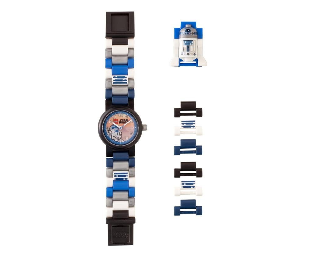 Детски ръчен часовник Lego Star Wars R2D2