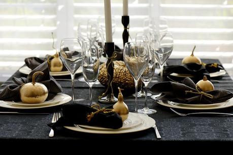 Πολύτιμη τραπεζαρία Black Caviar