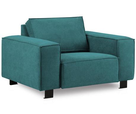 Fotelj Modern Turquoise