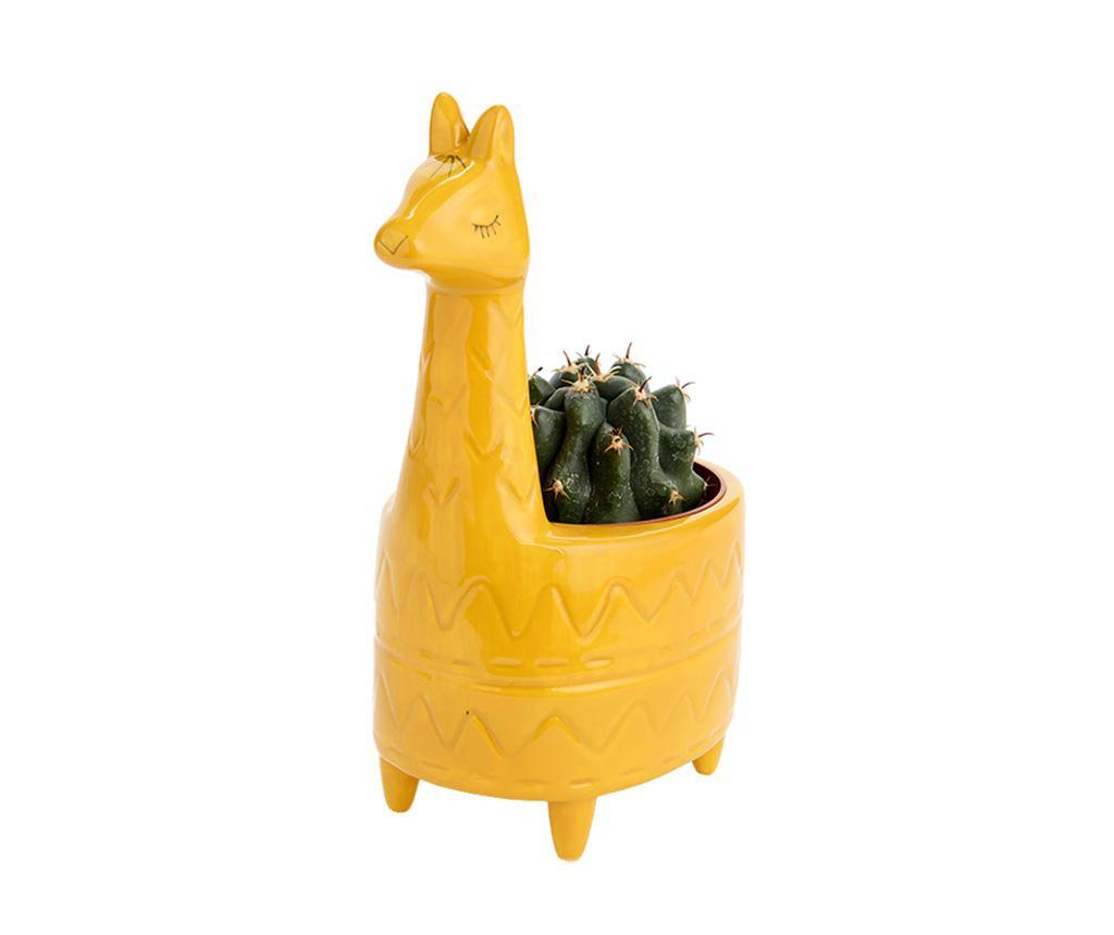 Cvetlični lonec Llama
