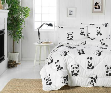 Paplón Panda White 195x215 cm