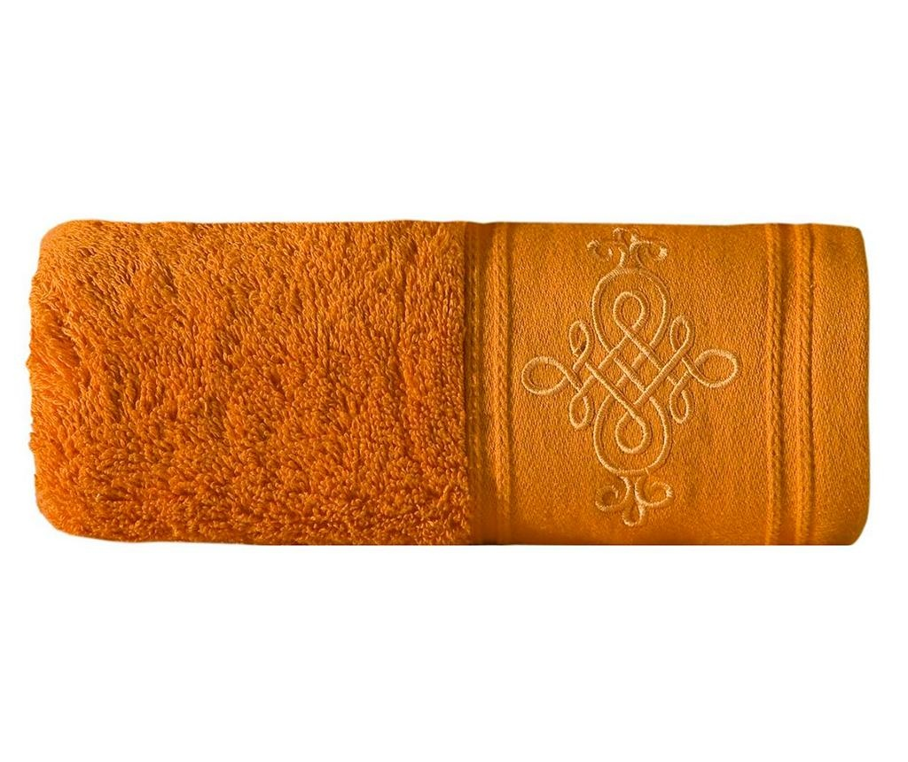 Prosop de baie Klas Orange 50x90 cm