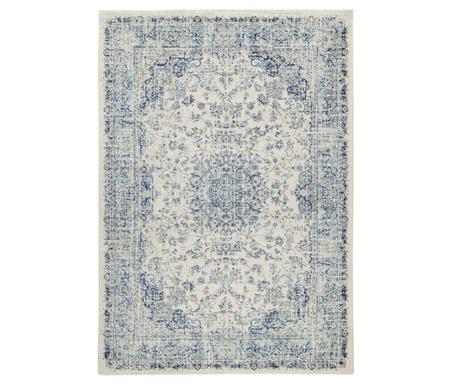 Tepih Eileen Nain White Blue 160x230 cm