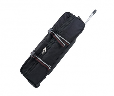 Curtis Dark Grey Gurulós bőrönd 80 L
