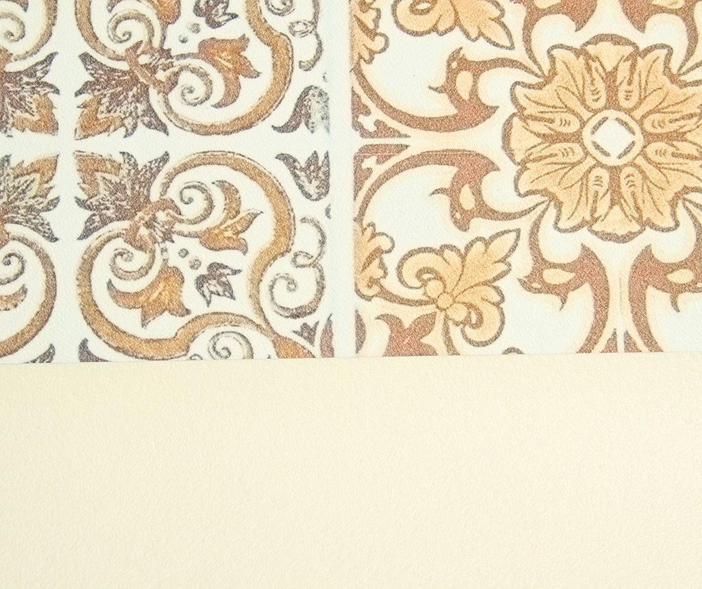 Linolej Vista Morocoo Cream 50x120 cm