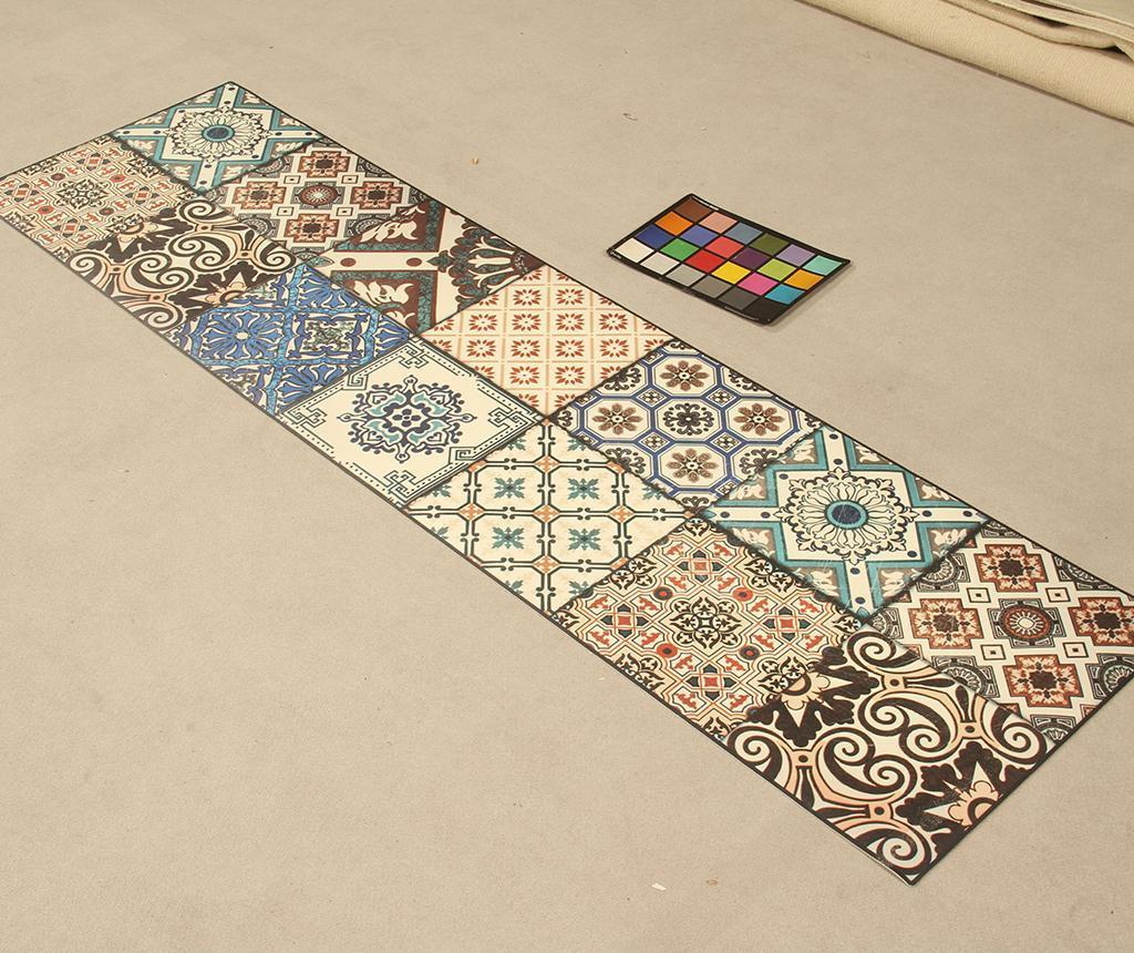 Vista Eclectic Tiles Linóleum 50x180 cm