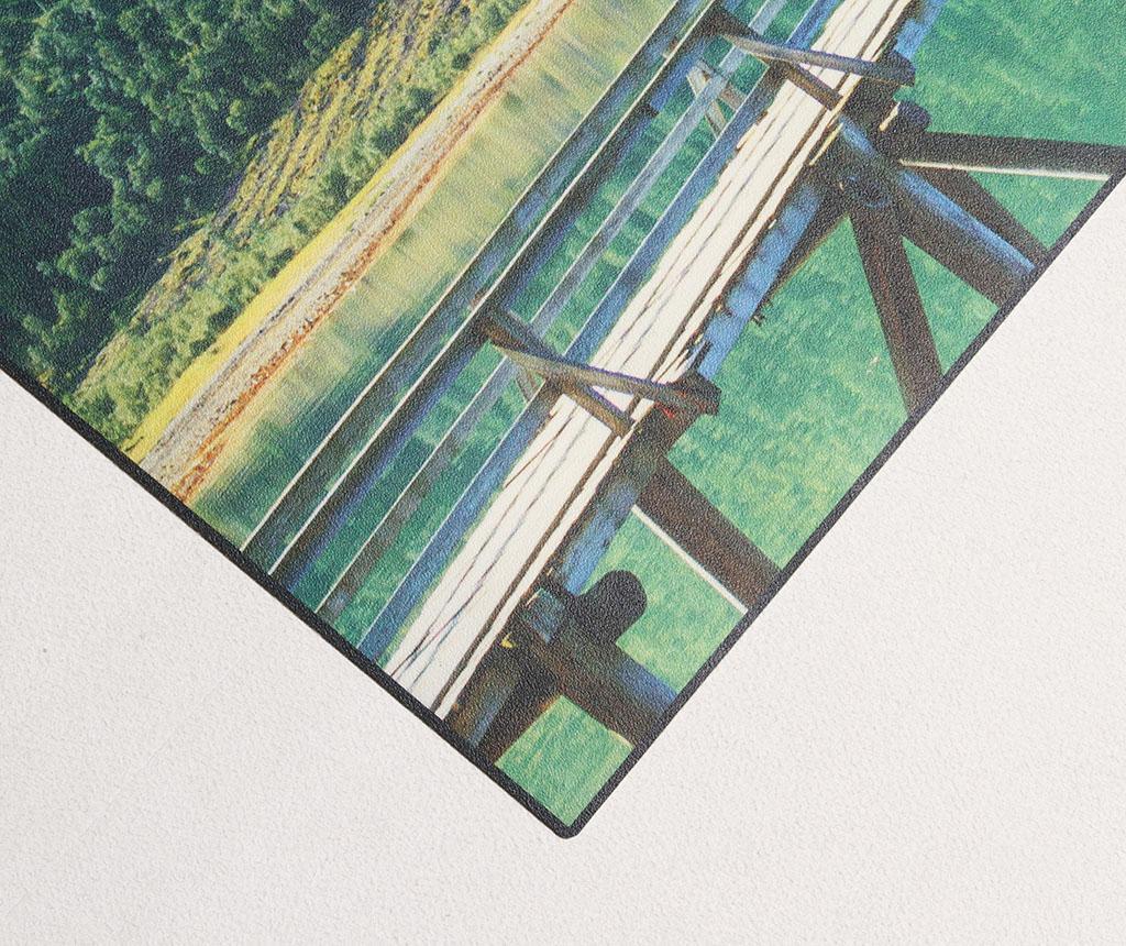 Linoleum Vinyl Quiet 50x180 cm
