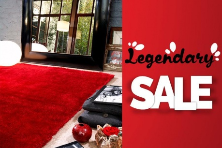 Legendary Sale: Koberce