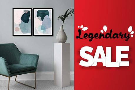 Legendary Sale: Decoratiuni si accesorii