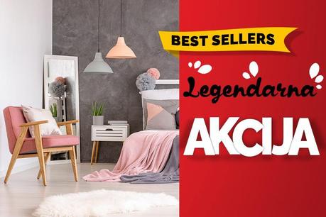 Legendarna Akcija: Najprodavaniji proizvodi