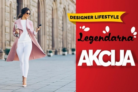 Legendarna Akcija: Dizajnerski stil života