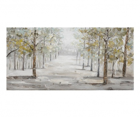 Obraz Trees 60x120 cm