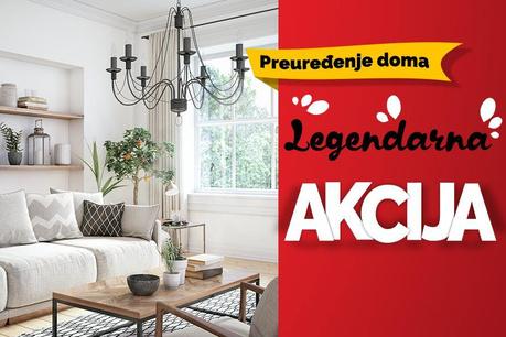 Legendarna Akcija: Preuređenje doma