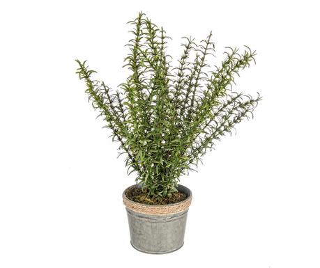 Umjetna biljka u posudi Rosemary