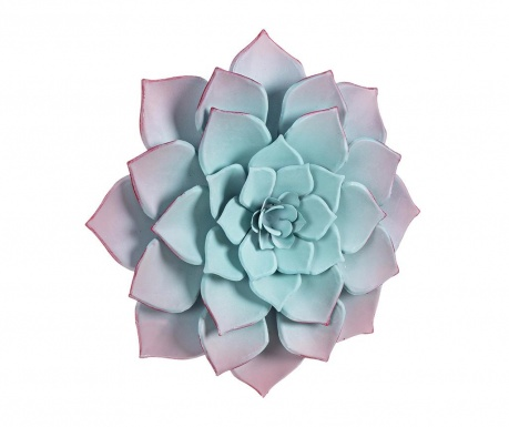Stenska dekoracija Dahlia Blue