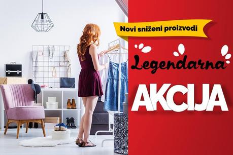 Legendarna Akcija: Novi sniženi proizvodi