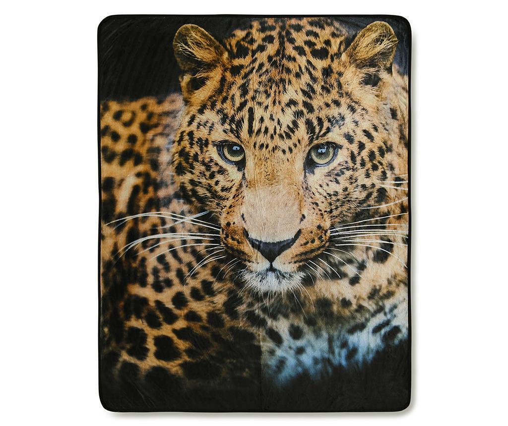 Pled Leopard 130x160 cm