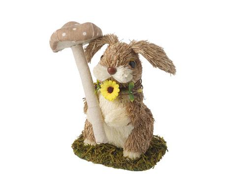 Decoratiune Rabbit Mushroom Baby